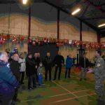 Pubmøde i Skrydstrup Fighterwing