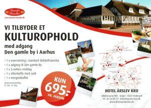 Gå til Hotel Årslev kro