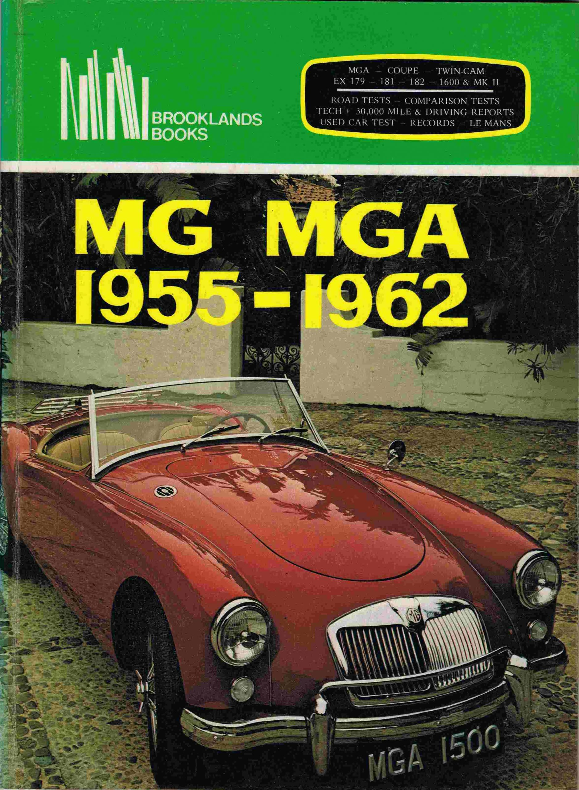 MGA 1955 – 1962