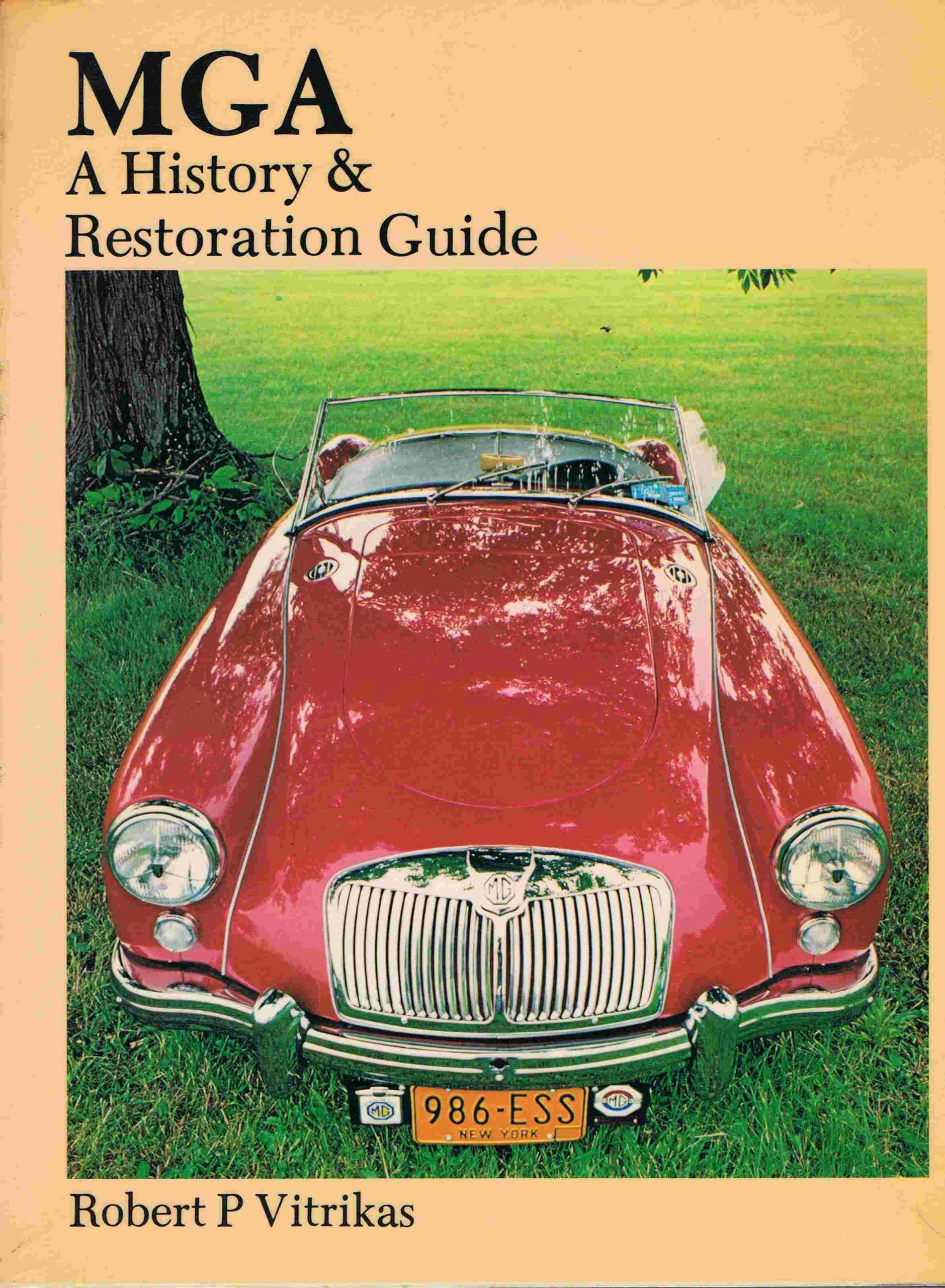 MGA A History & Restoration Guide