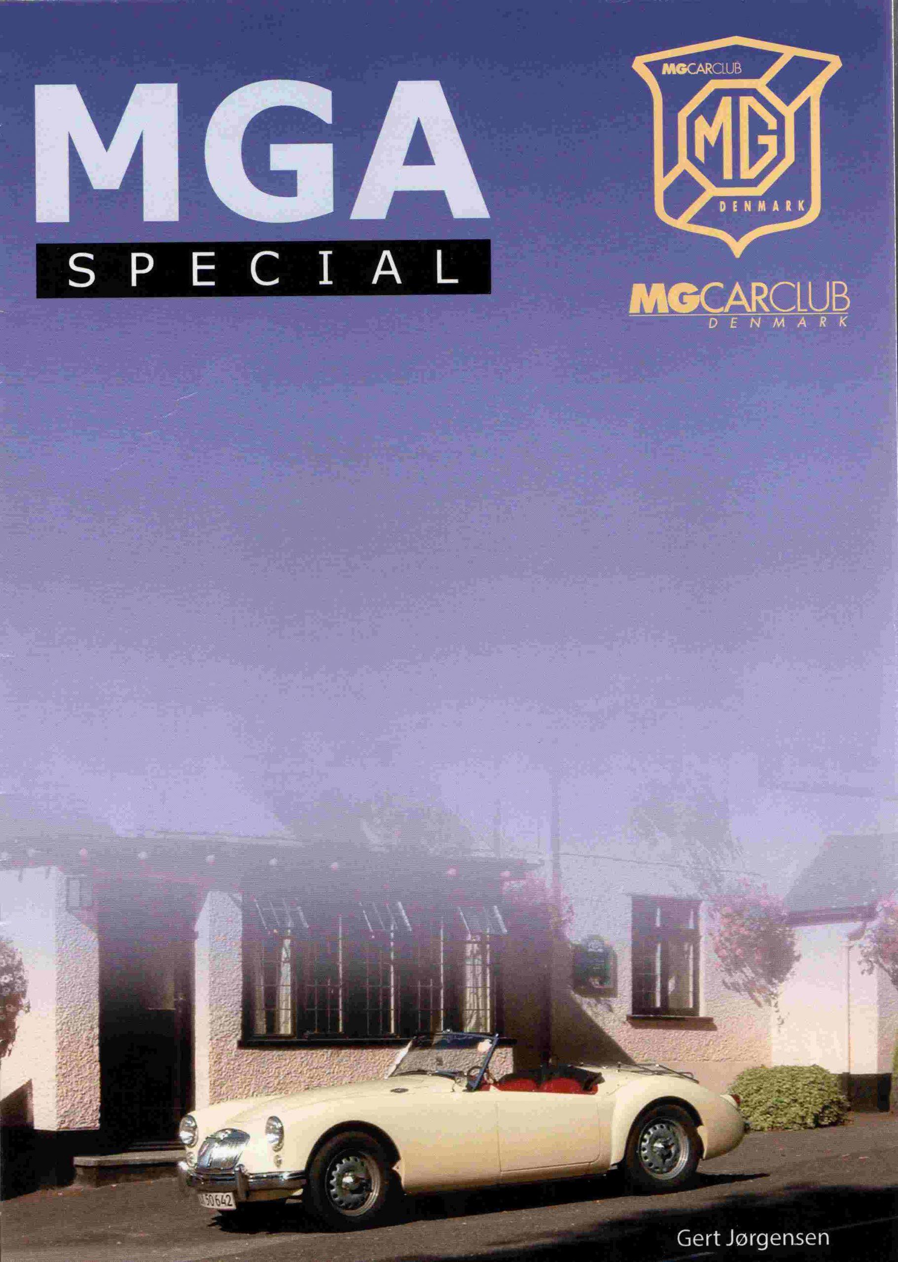 MGA  Special. MGA – ID koder, numre og farver